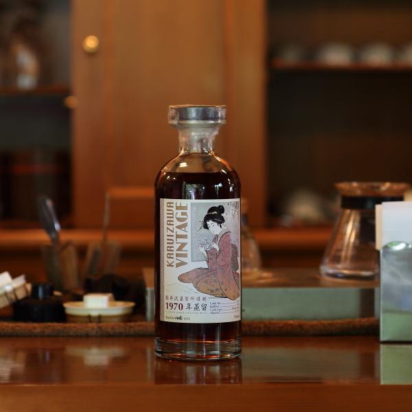 軽井沢【1970-2012】#6227【浮世絵ラベル】61.9%700mlJapanese Single Cask Whisky【クレジット決済/銀行振り込み決済に対応】【代引き決済不可】