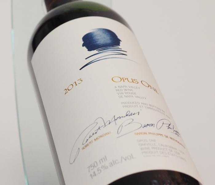 オーパス・ワン 750ml【2013】 Opus One 750ml