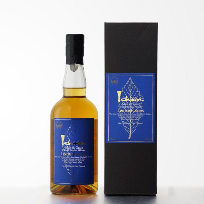 イチローズモルト&グレーンリミテッドエディション ベンチャーウイスキー秩父蒸留所 48度 700mlIchiros Malt&Grain World Blended Whisky LIMITED EDITION