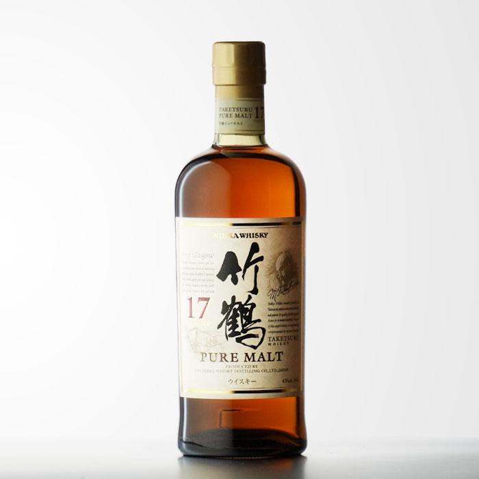 ニッカ 「竹鶴17年」 43度700ml