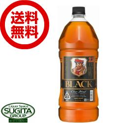 【送料無料】ブラックニッカ・クリア 2.7L【6本・1ケース】