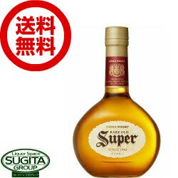【送料無料】スーパーニッカ【500ml瓶×12本・1ケース】