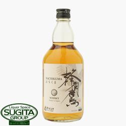コスパ 南アルプスワインアンドビバレッジ 蜂角鷹(はちくま)37度 700ml(低価格国産ウイスキー)