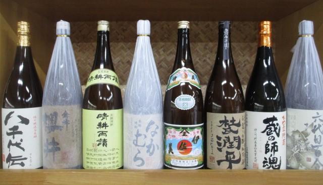 芋焼酎 伊佐美・なかむらを含む芋焼酎8本セット!