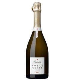 【取寄商品】ランソン・ノーブル・キュヴェ・ヴィンテージ・ブリュット 750ml瓶 フランス 白スパークリングワイン ランソン社 箱無し