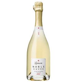 【取寄商品】ランソン・ノーブル・キュヴェ・ヴィンテージ・ブラン・ド・ブラン 750ml瓶 フランス 白スパークリングワイン ランソン社 箱無し