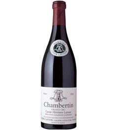 【取寄商品】シャンベルタン・キュヴェ・エリティエ・ラトゥール 750ml瓶 フランス 赤ワイン ルイ・ラトゥール社 数量限定 箱無し