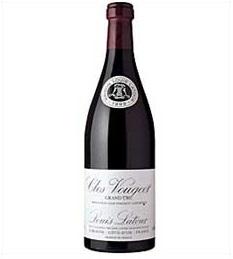 【取寄商品】クロ・ヴージョ 750ml瓶 フランス 赤ワイン ルイ・ラトゥール社 数量限定品 箱無し
