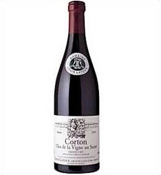 【取寄商品】コルトン・クロ・ドゥ・ラ・ヴィーニュ・オー・サン 750ml瓶 フランス 赤ワイン ルイ・ラトゥール社 数量限定品 箱無し