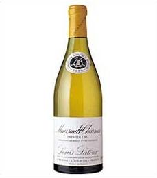 【取寄商品】ムルソー・シャルム 750ml瓶 フランス 白ワイン ルイ・ラトゥール社 数量限定 箱無し