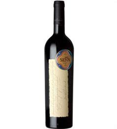 【取寄商品】セーニャ 750ml瓶 チリ 赤ワイン カリテラ社 数量限定品 化粧箱無し