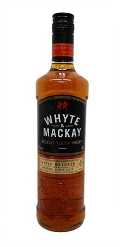 安売り 英国内のトップブランドの一つホワイト マッカイ社 ホワイトマッカイ40度700ml スコッチイウイスキー 受注生産品