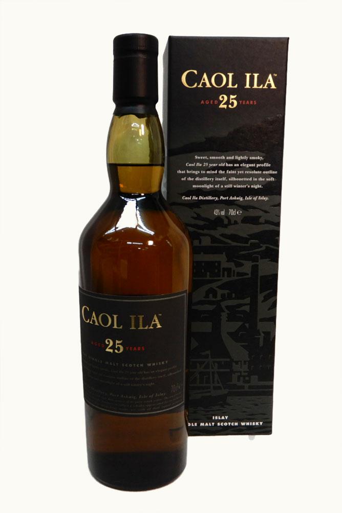 カリラ 25年 43% 700ml シングルモルトスコッチウイスキー [並行輸入品]