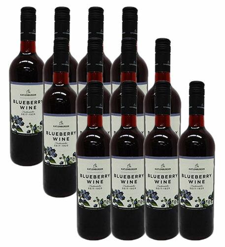 美品 約800粒のブルーベリーが使用されている本物のフルーツワイン ドクターディムース ブルーベリーワイン 750ml×12本セット ※ 定番 東北 送料無料 北海道 沖縄以外