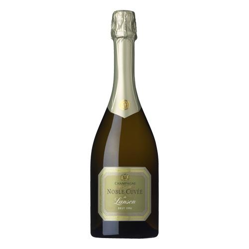 【白ワイン】フランス ランソン ノーブル・キュヴェ・ヴィンテージ・ブリュット 750ml×6本【辛口】【スパークリング】【ランソン】