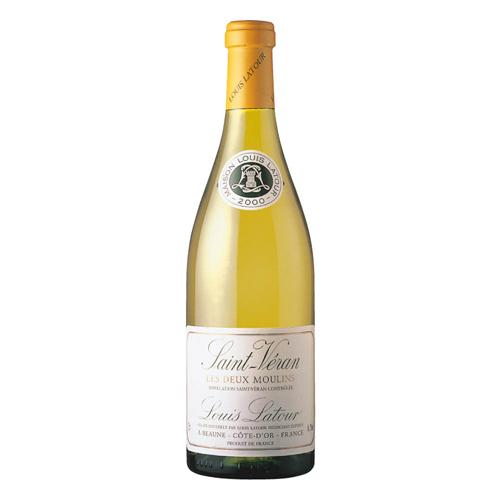 【白ワイン】フランス サン・ヴェラン・レ・ドゥ・ムーラン 750ml×12本【辛口】【ACサン・ヴェラン】【数量限定】
