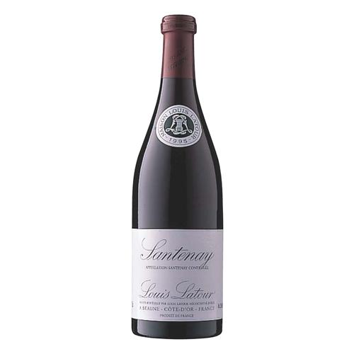 【赤ワイン】フランス サントネ・ルージュ 750ml×12本【ステンレス及び伝統的開放型大樽で醸造。10-12ヶ月の熟成。】【ACサントネ】【数量限定】