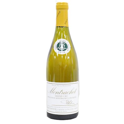 【白ワイン】フランス モンラッシェ 750ml×12本【辛口】【ACモンラッシェ・グラン・クリュ】【数量限定】