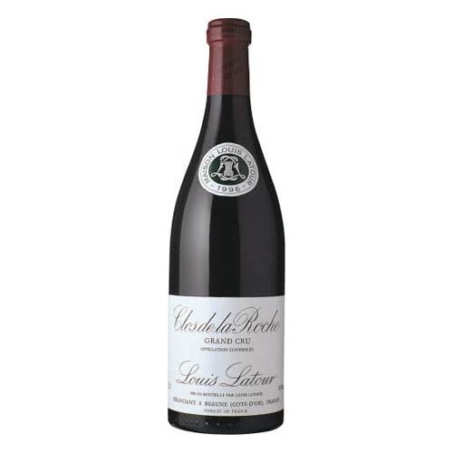 【赤ワイン】フランス クロ・ドゥ・ラ・ロッシュ 750ml×12本【フルボディ】【ルイ・ラトゥール】【数量限定】