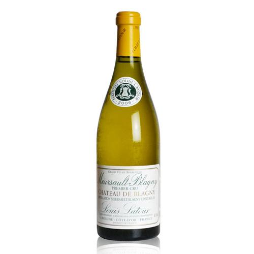 【白ワイン】フランス ムルソー・ブラニー・シャトー・ド・ブラニー 750ml×12本【辛口】【ACムルソー・プルミエ・クリュ】【数量限定】