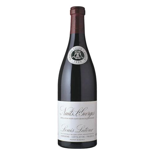 【赤ワイン】フランス ニュイ・サン・ジョルジュ 750ml×12本【フルボディ】【ACニュイ・サン・ジョルジュ】【数量限定】