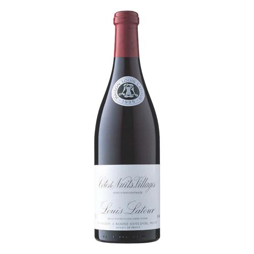 【赤ワイン】フランス コート・ド・ニュイ・ヴィラージュ・ルージュ 750ml×12本【フルボディ】【ACコート・ド・ニュイ・ヴィラージュ】【数量限定】