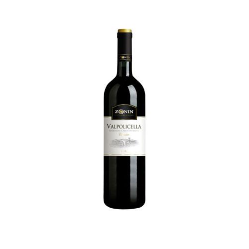 【赤ワイン】イタリア ヴァルポリチェラ・クラシコ 750ml×6本【ミディアムボディ】【D.O.C.】【ゾーニン】