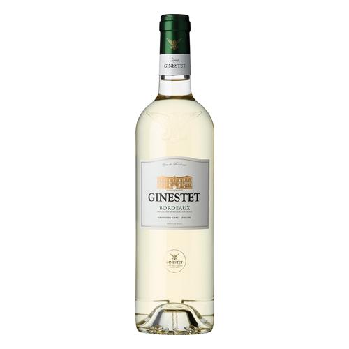 【白ワイン】フランス ジネステ・ボルドー・ブラン 750ml×12本【辛口】【ACボルドー】【ジネステ】