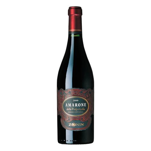 【赤ワイン】イタリア アマローネ・デッラ・ヴァルポリチェラ 750ml×6本【フルボディ】【D.O.C.G.】【ゾーニン】