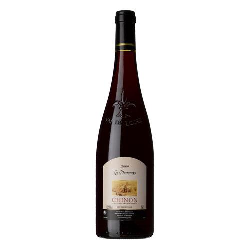 【赤ワイン】フランス ラシュトー・シノン 750ml×6本【ミディアムボディ】【ACシノン】【ラシュトー】