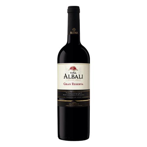 【赤ワイン】スペイン ヴィニャ・アルバリ・グラン・レセルヴァ 750ml×6本【フルボディ】【D.O.バルデペーニャス】【フェリックス・ソリス】