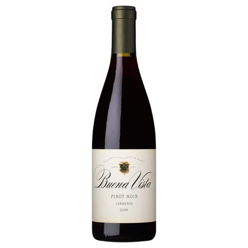 【赤ワイン】カリフォルニア ブエナ・ヴィスタ・カーネロス・ピノ・ノワール 750ml×12本【フルボディ】【AVAカーネロス】【ブエナ・ヴィスタ】