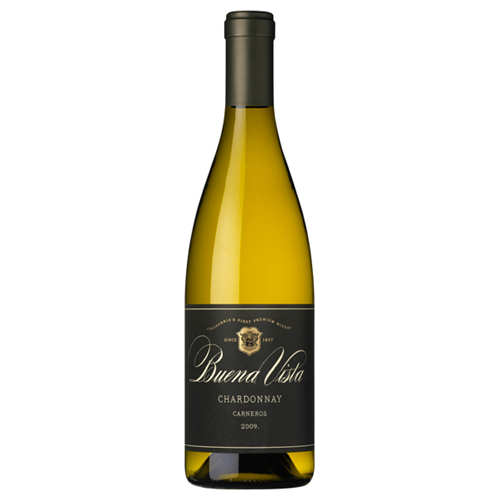 【白ワイン】カリフォルニア ブエナ・ヴィスタ・カーネロス・シャルドネ 750ml×12本【辛口】【AVAカーネロス】【ブエナ・ヴィスタ】