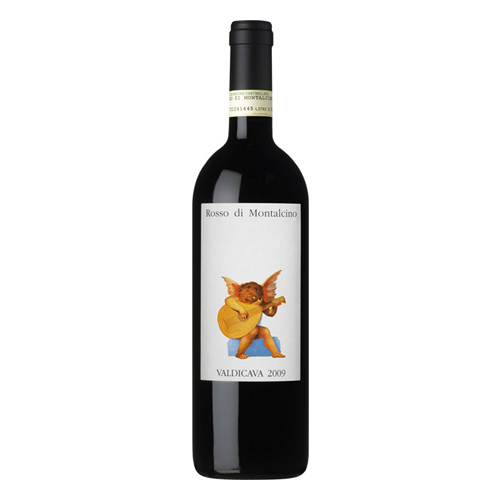 【赤ワイン】イタリア ロッソ・ディ・モンタルチーノ 750ml×6本【ミディアムボディ】【D.O.C.】【ヴァルディカヴァ】