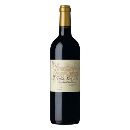 【赤ワイン】フランス シャトー・ヴィラ・ベレール・ルージュ 750ml×6本【フルボディ】【タンク醸造】【オーク樽熟成(新樽20%)】