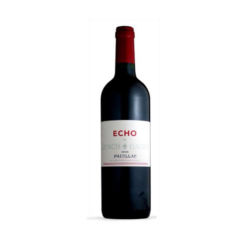 【赤ワイン】フランス エコー・ド・ランシュ・バージュ 750ml×12本【フルボディ】【数量限定】【ACポイヤック】