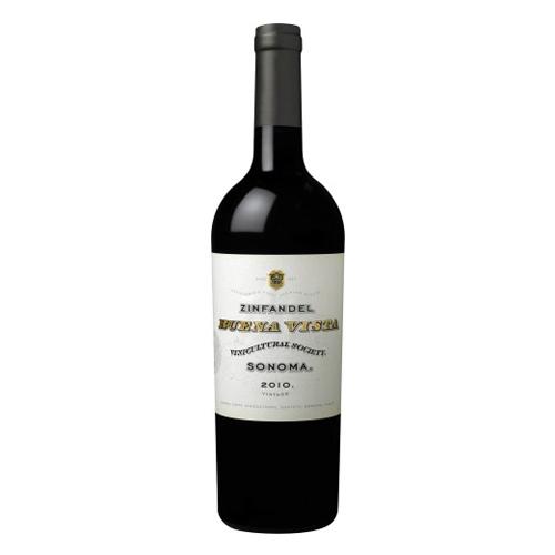 【赤ワイン】カリフォルニア ブエナ・ヴィスタ・ソノマ・ジンファンデル 750ml×12本【フルボディ】【AVAソノマ・ヴァレー】【ブエナ・ヴィスタ】