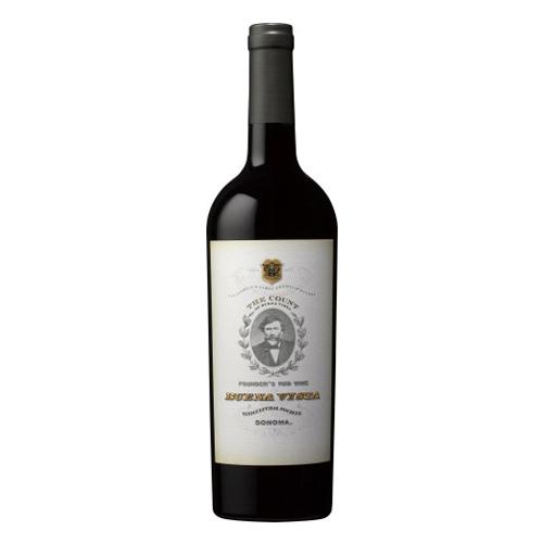 【赤ワイン】カリフォルニア ブエナ・ヴィスタ・ザ・カウント 750ml×12本【フルボディ】【AVAソノマ・ヴァレー】【ブエナ・ヴィスタ】