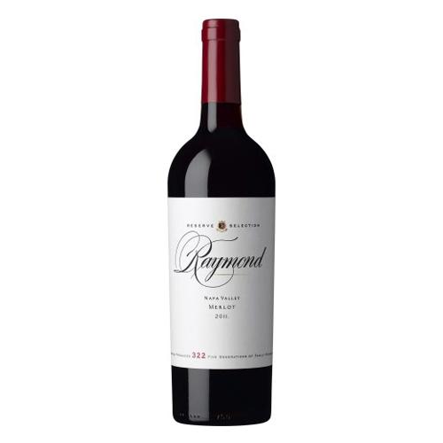 【赤ワイン】カリフォルニア レイモンド・リザーヴ・セレクション・メルロー 750ml×12本【フルボディ】【レイモンド】【メルロー】
