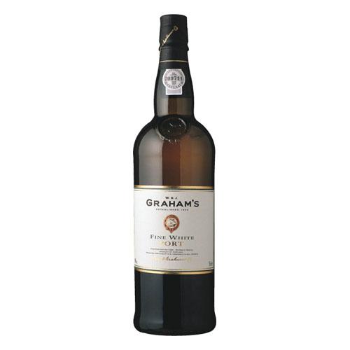 【ポートワイン】ポルトガル グラハム・ファイン・ホワイト 750ml×6本【グラハム】【ポート】【甘味果実酒】