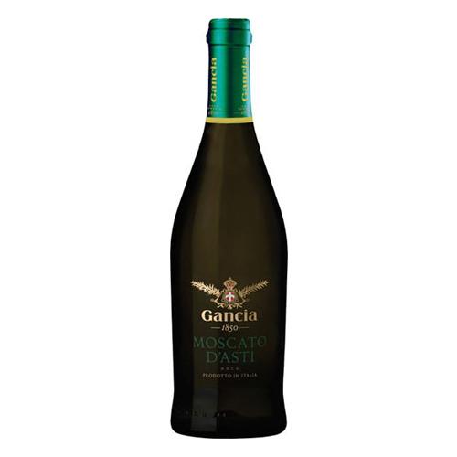 【白ワイン】イタリア ガンチア・モスカート・ダスティ 750ml×12本【甘口】【スパークリング】【D.O.C.G.】