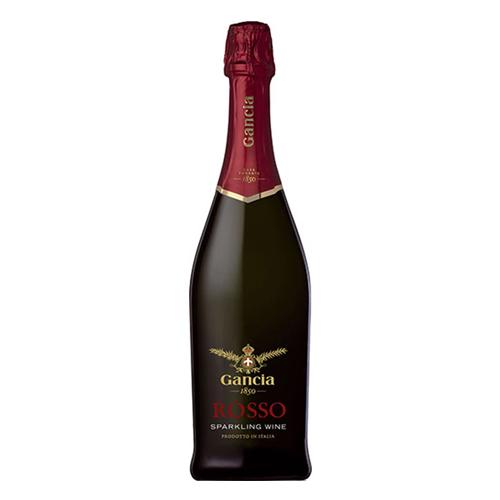 【赤ワイン】イタリア ガンチア・スプマンテ・ロッソ 750ml×12本【甘口】【スパークリング】【ガンチア】