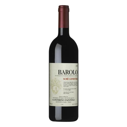 【赤ワイン】イタリア バローロ・ソリ・ジネストラ 750ml×6本【フルボディ】【D.O.C.G.】【数量限定】