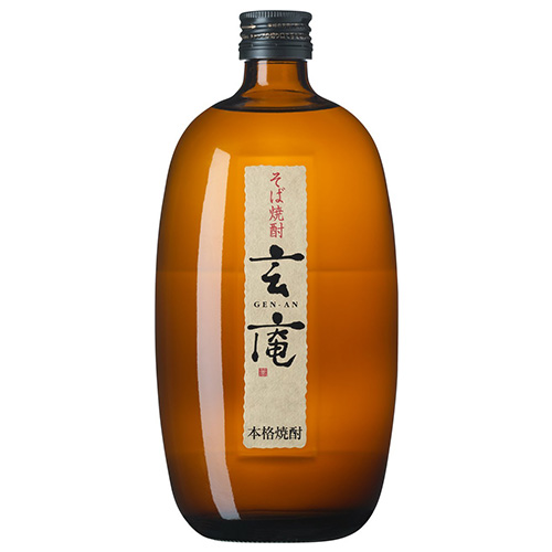 そば焼酎 玄庵(げんあん) 25度 720ml 九州 福岡県