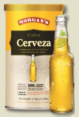 Morgans コルテス セルベッサ CERVEZA CORTES 1700g 新作多数 割引