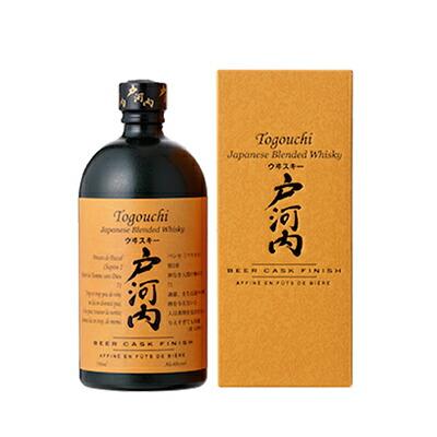 ギフト プレゼント ご褒美 中国醸造 広島県 高価値 戸河内ウイスキー BEER CASK FINISH 700ml