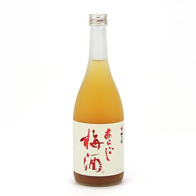 梅乃宿酒造 奈良県 梅乃宿 送料無料/新品 うめのやど あらごし梅酒 720ml 舗