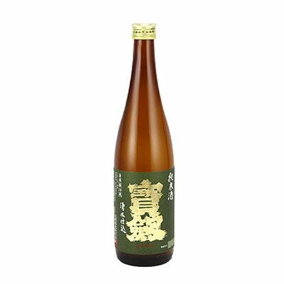 宝剣酒造 広島県 着後レビューで 送料無料 宝剣 ほうけん 720ml 廣島八反錦 出群 純米