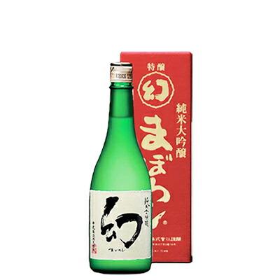 中尾醸造 新作製品、世界最高品質人気! 広島県 誠鏡 せいきょう 幻 まぼろし 赤箱 激安特価品 純米大吟醸 720ml