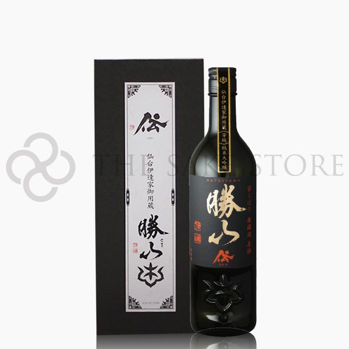 勝山(かつやま) 純米大吟醸 伝(でん) 720ml